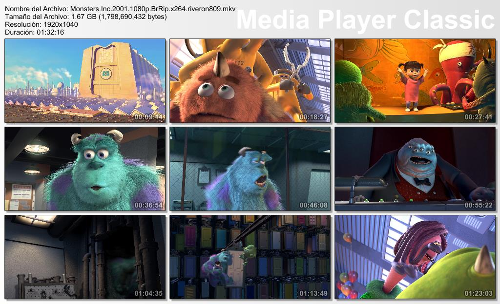 monsters vs aliens 1080p latino